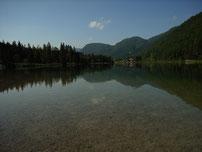 Am idyllischen Pillersee