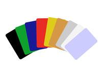 Plastikkarten CR80 für Kartendrucker