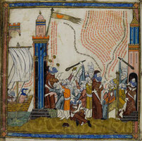 Ramon Llull: Steinigung