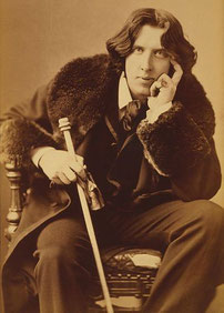 Oscar Wilde (1854-1900) / Quelle: Wikimedia Commons