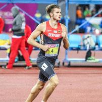 Rico Freimuth, Europameisterschaften Zürich 2014