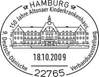 Sonderstempel zur 9. Deutsch-Dänischen Verbandsausstellung
