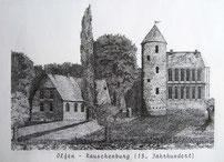 Rauschenburg an der Lippe