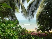 Strand bei Pattaya