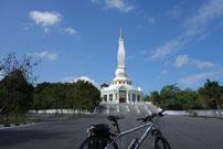 Neuer Tempel bei Pattaya
