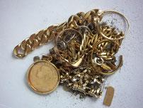 Möchten Sie Altgold (-Silber, -Platin, -Palladuim) verkaufen, kommen Sie doch mal unverbindlich vorbei