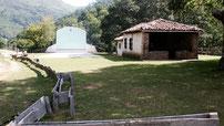 Le Village Abandonné depuis Bidarray
