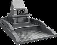 デザイン型墓石「外柵セット」(同)