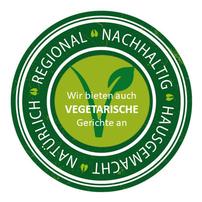 Vegetaische und vegane Gerichte