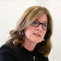 GPA Chair Elizabeth Denham