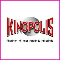 """Logo Kinopolis – Kooperationspartner Jugendfilmfestival """"Jung & Abgedreht"""""""