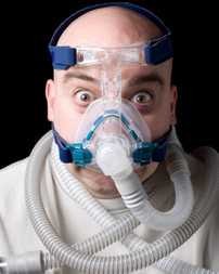 CPAP cannot tolerate