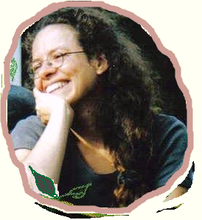 Claudia Berardi, die AMARELLA Räucherfrau