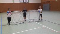 Frames für den Sportunterricht