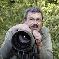 Philippe Chenet - Photographe nature de l'ACPC, l'Association de Chasse Photo de la région Centre Val de Loire