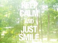 Blijf kalm en lach zoveel mogelijk. Uiteindelijk draait het om pech of geluk.