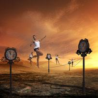 """""""De tijd bestaat alleen maar omdat anders alles tegelijk zou gebeuren"""" Albert Einstein"""