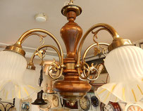 シャンデリア 照明 おしゃれ イタリア製 カパーニ 古木 ランプ 照明器具 5灯式 クラシック エレガント ゴージャス CAPANNI