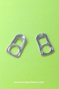 anillas de refrescos - www.AorganiZarte.com