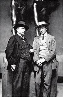 H.C.Andersen e Henry James