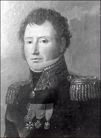 Général Berthezène, commandant la 44ème division d'infanterie