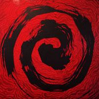 """Hypnose ""/ 80x80/ Jui.21"