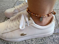 Workshop Teenager Schmuckkurs Armbänder mit Anhängern