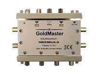 Мультисвитч GoldMaster MS-3/8EUA-3