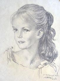 Nadine Boudousquié-Bilis 1961