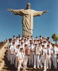2002 Corcovado, Rio de Janeiro