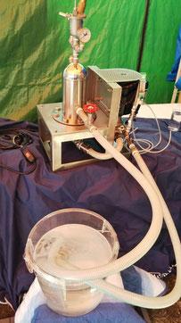 ultra finebubble generator LEA15S