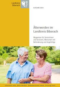Wegweiser Älterwerden im LK Biberach, 07/2021