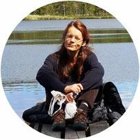 Craniosacral-Therapeutin Brigitte Matt
