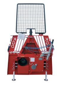 Seilwinde KGD 300 - mechanisch