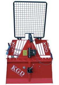 Treuil forestier KGD 350-M - mécanique