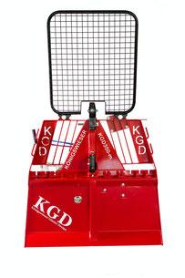 Seilwinde KGD 350 - mechanisch