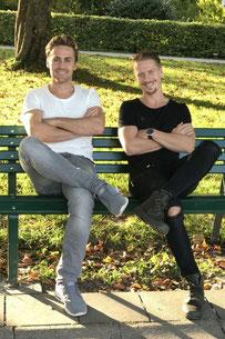 Christopher Utz & Christopher Herbert - Socentic Media (Social-Media-Marketing Agentur München)