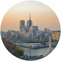 Visite guidée famille Ile de la Cité Origines Paris
