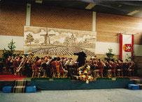 Musikverein Birgden: Wertungsspiel in Haaren 1980