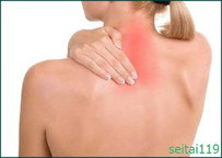 肩甲骨周囲の痛み