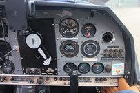 Robin DR400 right side panel