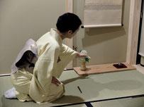 本格京間4畳半茶室