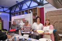 Kochschule bei Küchen und Einrichtungen Szymanski in Rostock