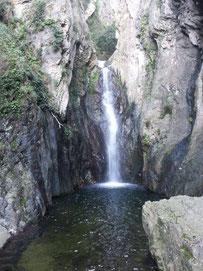 Cascade des Baoussous