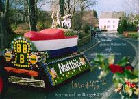 Prinz Matthijs I. Hendrikse, 1995