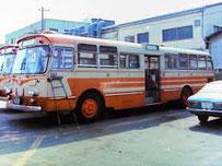 ふそうMR470型富士重工車体