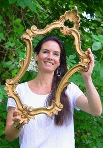 Verena, Kauffrau, Möbeldesignerin