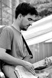 Crazy Man's Utopia, Crazy Mans Utopia, Marcus Poetsch, Gitarre, Guitar