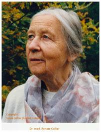 Dr. med. Renate Collier entwickelte ihre Azidosetherapie