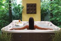 luxe spa jacuzzi bad met massage, amerikaans kwaliteit, garantie en service